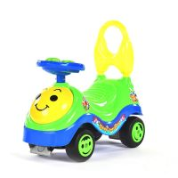 B1 Baby Manual Ride On Jungle 3311-Smiley Face Colour May Varies