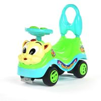 B1 Baby Manual Ride On Jungle 3311-Green