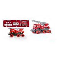 B21 Truck Fire Rescue HMC - 6123