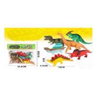 B21 Dinosaur Playset 6pc RS0228-88