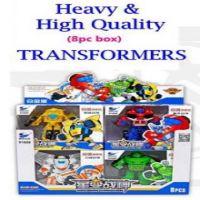 B21 Transformer 8pc Box Mix Design 91608