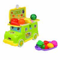 Toy Fruit Bus Portable Mini Bus