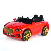 Baby Chargeable Car BXAT2188-Red