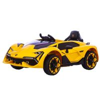Baby Rechargeable Car NEL603-Yellow