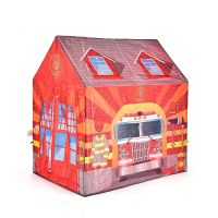Toy Fire Station Tent Home.