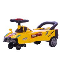 Baby Twister Magic Car FL628-Yellow.