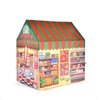 Toy Superstore Tent House.