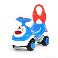 Baby Manual Ride On Doraemon BX3312-Blue+White