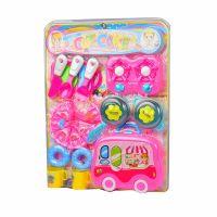 Toy Cut Cake Storage Car.