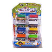 Toy City Express 8 pcs.