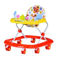 Ez Baby Walker 5212-Yellow+red