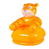 Intex Happy Animal Seat-Yellow Cat 68556