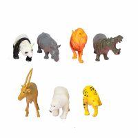 Toy Jungle Animal 6 pcs Animal set.