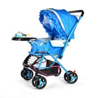 Baby Stroller With Reversible Handle BXT805-Blue