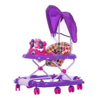 Hlx-Nme Baby Stroll Musical Walker 103CN-Purple.