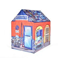 Toy Police Station Tent House.