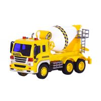 Toy Friction Mixer Truck BXWY310B