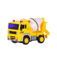 Toy Friction Mixer Truck