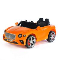 Baby Chargeable Car BXAT2188-Orange