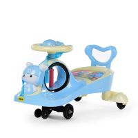 Baby Minion Twister Magic Car BXQ668-Blue
