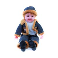 Toy Baby Soft Doll Boy with Music