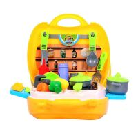 Toy Dream Kitchen Set With Suitcase Pack 8311