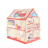 Toy Pet Clinic Tent House.