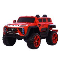 Baby Rechargeable Jeep 2019-Red